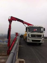 Cina DFL1250A9 Bucket Mobile Bridge Inspection Unit / Kendaraan 6x4 HZZ5240JQJ16 Distributor