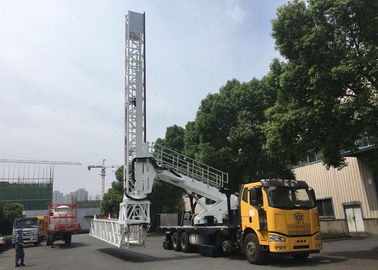 Cina Jenis Platform Under Bridge Access Equipment MBIU 22m Rentang Kerja Horisontal Distributor
